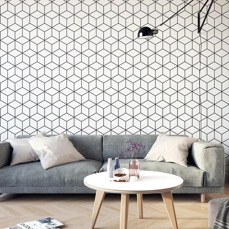 Tapety na ścianę – z jakich materiałów się je produkuje?