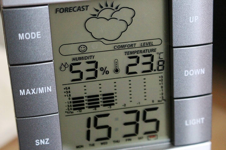 Jak wygląda stacja meteorologiczna?